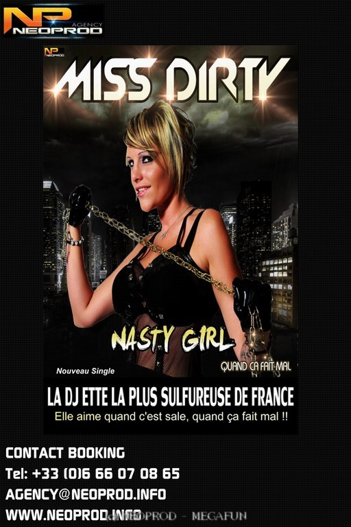 MISS DIRTY